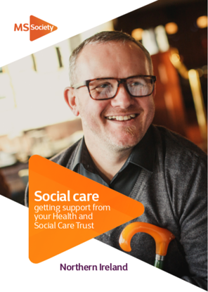 Picture of Social Care: Getting support (Northern Ireland)
