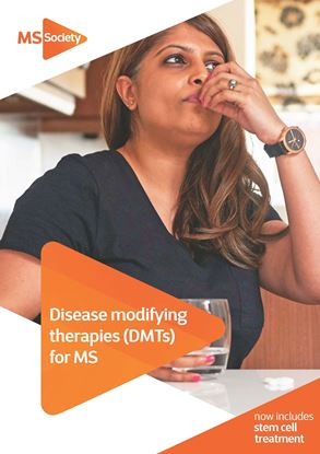Picture of Disease modifying therapies (DMTs) for MS