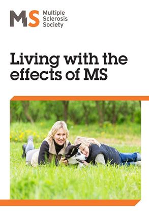Picture of Living with the effects of MS