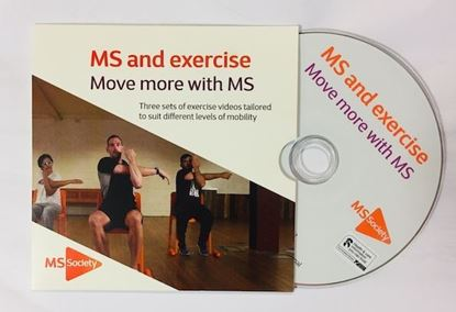Picture of Moving more with MS and DVD