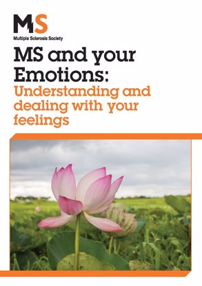 Picture of MS and your emotions: understanding and dealing with your feelings