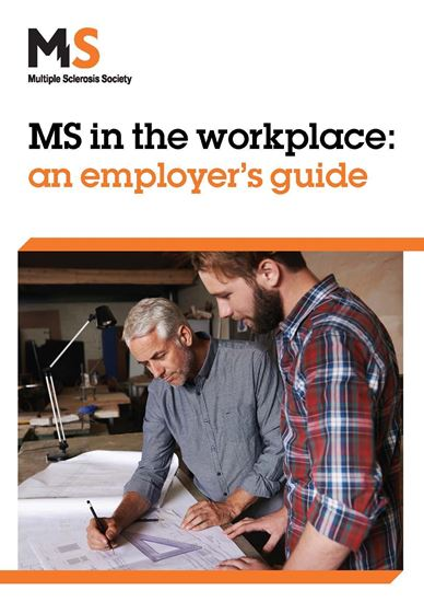 Picture of MS in the workplace: employers' guide