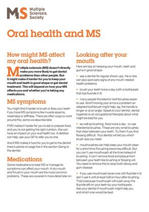 Picture of Oral health