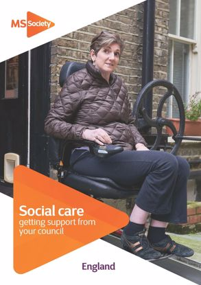 Picture of Social Care: getting support from your council England