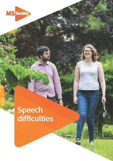 Picture of Speech difficulties