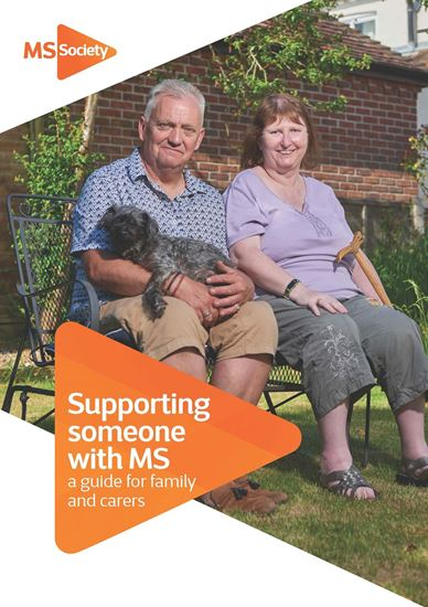 Picture of Supporting someone with MS