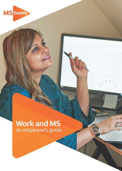 Picture of Work and MS: an employee's guide