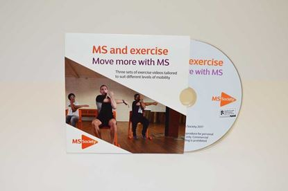 Picture of MS and exercise: move more with MS DVD