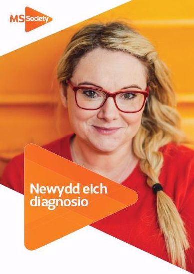 Picture of Just diagnosed (Welsh language version)