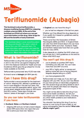 Picture of Teriflunomide