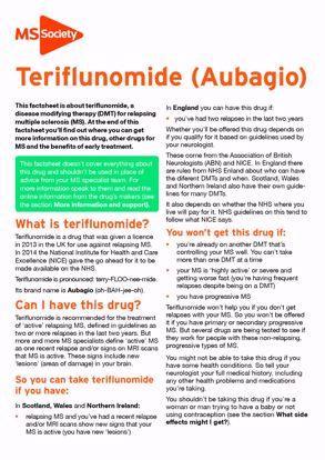 Picture of Teriflunomide