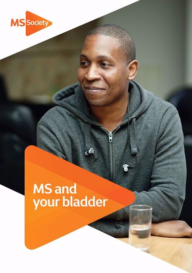Picture of MS and your bladder