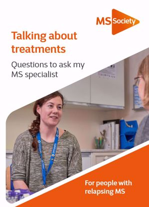 Picture of Talking about treatments: questions to ask