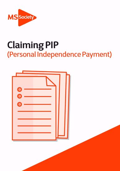 Picture of Claiming Personal Independence Payment (PIP)